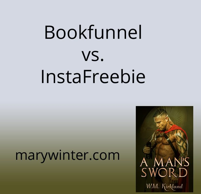 BookFunnel vs. InstaFreebie Which is better?