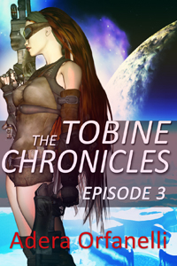 Arriving this week: The Tobine Chronicles Episode 3