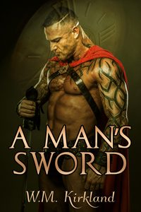 Book Cover: A Man's Sword
