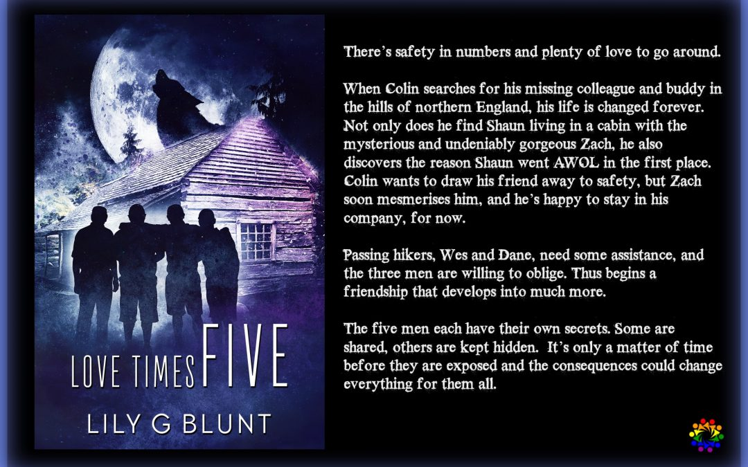 Release Blitz: Love Times Five