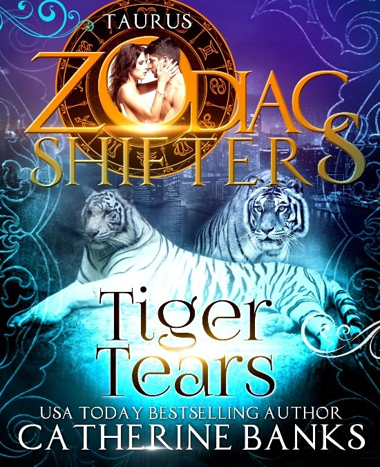 Zodiac Shifters: Tiger Tears