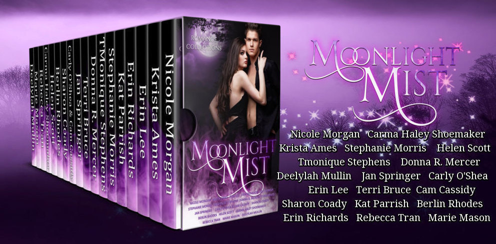 Book Share: Moonlight Mist Boxed Set